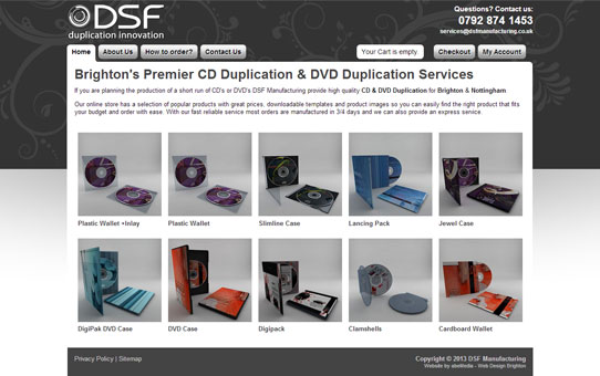 DSF Manufacturing